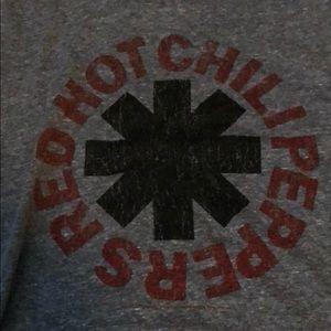 Windsor Dresses - Red Hot Chili Peppers T-shirt Dress